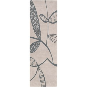 "Surya Decorativa 2'6"" x 8' Runner Rug"