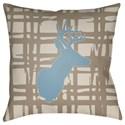 Surya Deer Pillow - Item Number: DEER001-1818