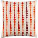 Surya Dewdrop Pillow - Item Number: DE001-1818
