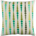 Surya Dewdrop Pillow - Item Number: DE003-1818P
