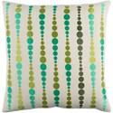 Surya Dewdrop Pillow - Item Number: DE003-2222P
