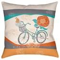 Surya Doodle Pillow - Item Number: DO006-1818