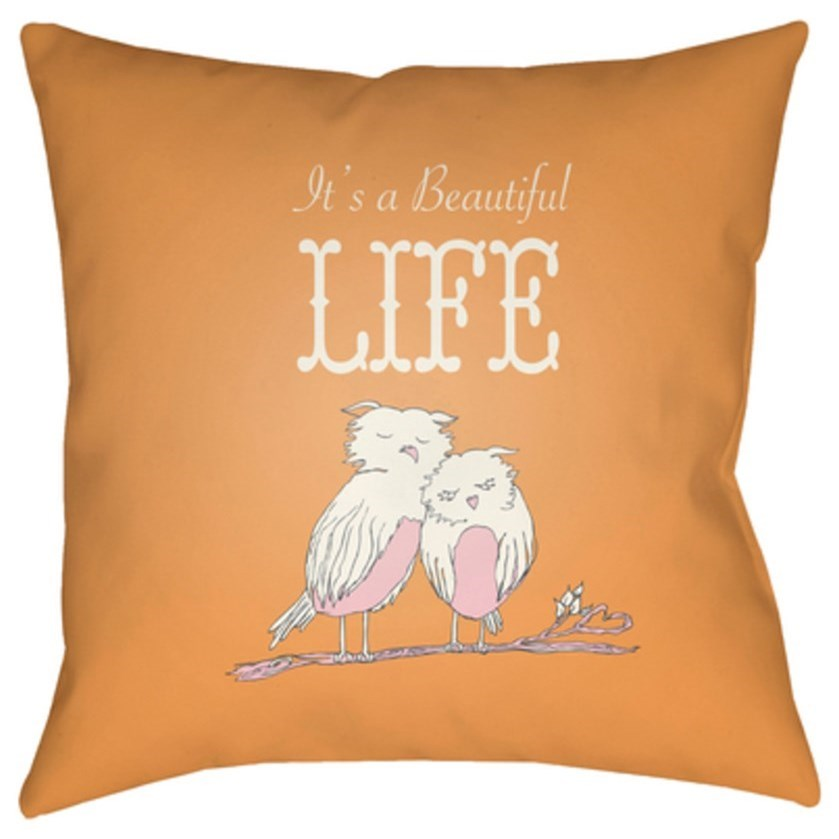 Surya Doodle Pillow - Item Number: DO016-2020