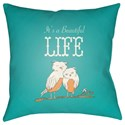 Surya Doodle Pillow - Item Number: DO017-1818