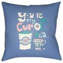 Surya Doodle Pillow - Item Number: DO019-2222