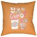 Surya Doodle Pillow - Item Number: DO020-1818