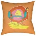 Surya Doodle Pillow - Item Number: DO021-1818