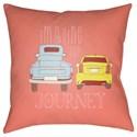 Surya Doodle Pillow - Item Number: DO026-2222