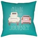 Surya Doodle Pillow - Item Number: DO027-2020