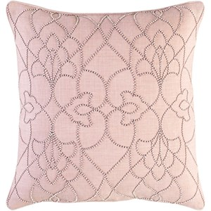 Surya Dotted Pirouette Pillow