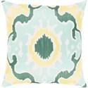 Surya Effulgence Pillow - Item Number: EFF001-2222D