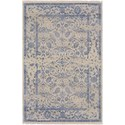 Ruby-Gordon Accents Evanesce 4' x 6' Rug - Item Number: ESC5000-46