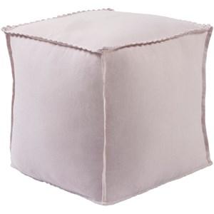 18 x 18 x 18 Cube Pouf