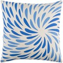 Surya Eye of the Storm Pillow - Item Number: ES005-1818