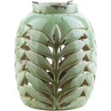 Surya Fern Fern Lantern - Item Number: FRN222-M