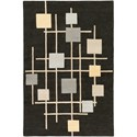 Surya Forum 6' x 9' Kidney Rug - Item Number: FM7200-69KDNY