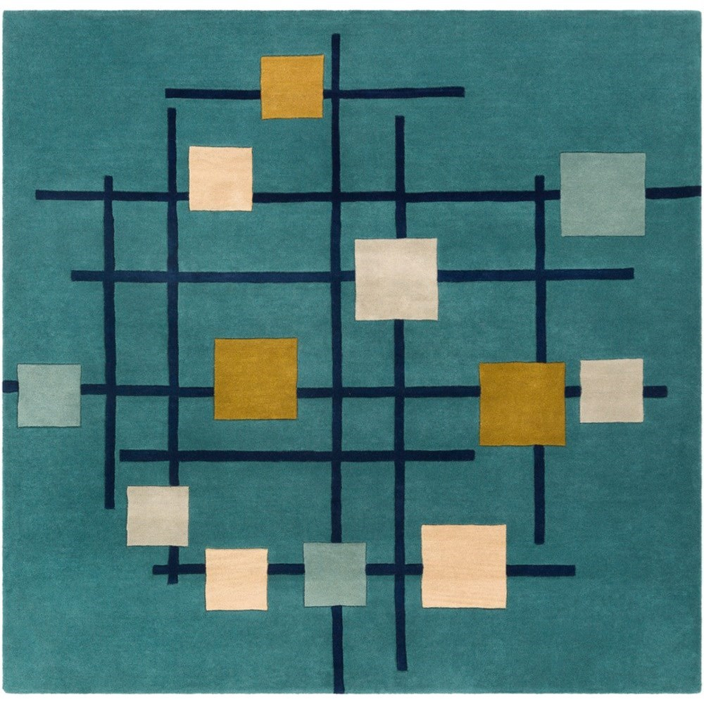 Surya Forum 8' Square Rug - Item Number: FM7201-8SQ