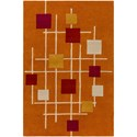 Surya Forum 3' x 12' Runner Rug - Item Number: FM7202-312