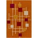 Surya Forum 4' Square Rug - Item Number: FM7202-4SQ