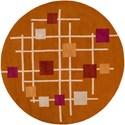 Surya Forum 8' Round Rug - Item Number: FM7202-8RD