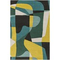Surya Forum 5' x 8' Rug - Item Number: FM7207-58
