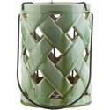 Surya Galilee Ceramic Lantern - Item Number: GLL311-S