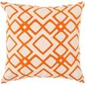 Surya Geo Diamond Pillow - Item Number: COM015-2222