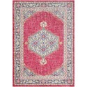 "Ruby-Gordon Accents Germili 2'7"" x 6'7"" Runner Rug - Item Number: GER2312-2767"