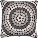 Surya Halo Pillow - Item Number: CW056-1818D