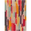 Ruby-Gordon Accents Harlequin 9' x 12' Rug - Item Number: HQL8040-912