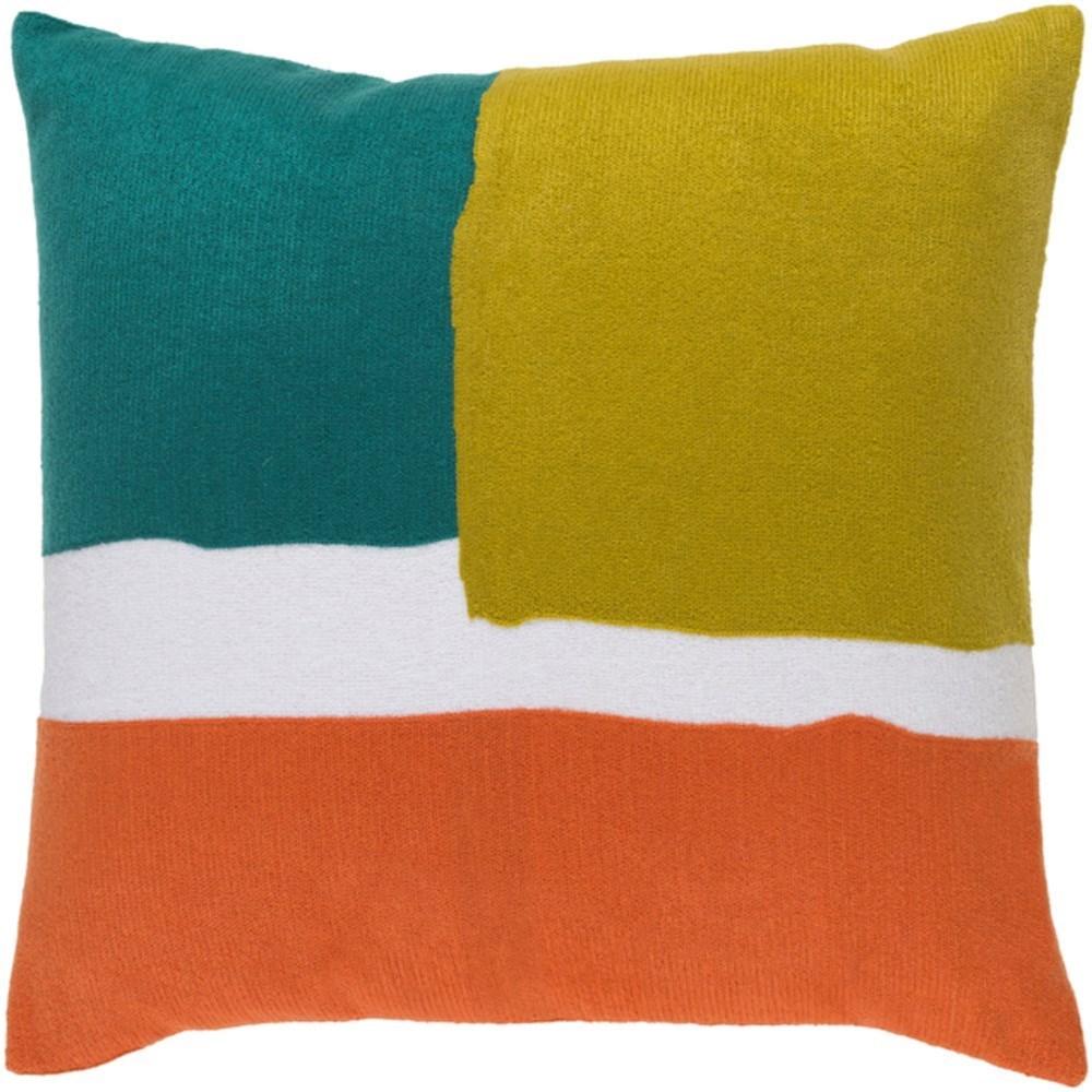 Surya Harvey Pillow - Item Number: HV004-2020D