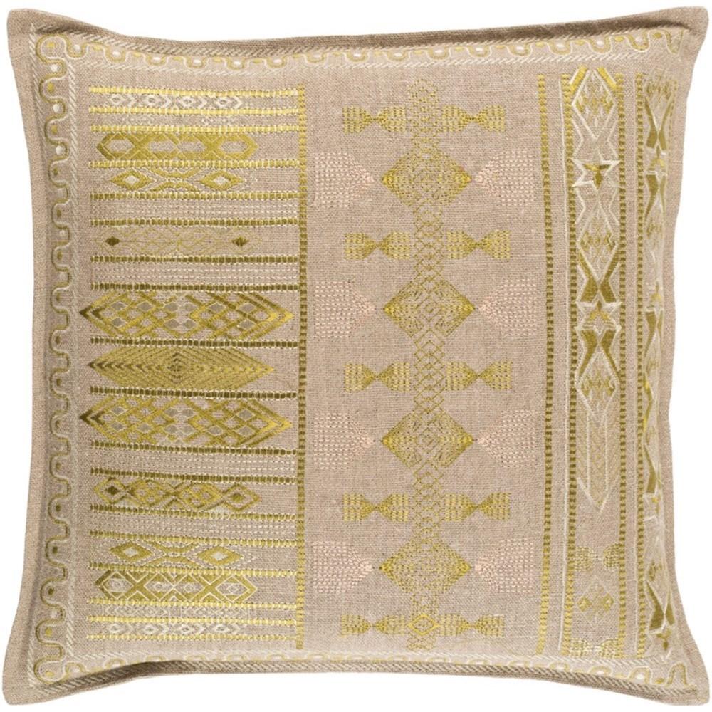 Surya Jizera Pillow - Item Number: JIZ002-1818P