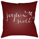 Surya Joyeux Pillow - Item Number: JOY014-1818