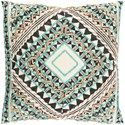 Surya Kazinga Pillow - Item Number: KAZ002-1818