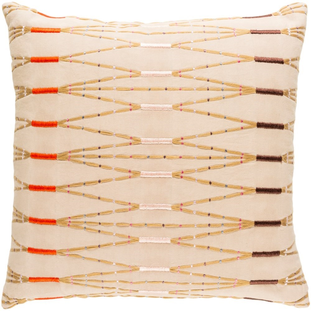 Surya Kikuyu Pillow - Item Number: KIK001-2020D