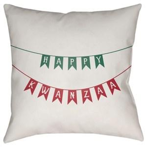 Surya Kwanzaa I Pillow