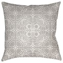 Surya Laser Cut Pillow - Item Number: LC001-2222