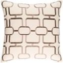 Surya Lockhart Pillow - Item Number: LKH001-1818D