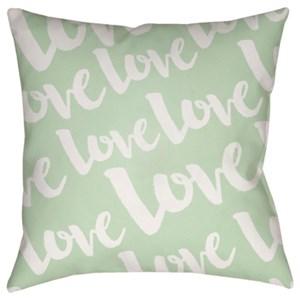 Surya Love Pillow