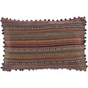 Surya Marrakech Pillow - Item Number: MR007-2214D