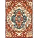 "Ruby-Gordon Accents Masala Market 9' 3"" x 12' 6"" Rug - Item Number: MMT2303-93126"
