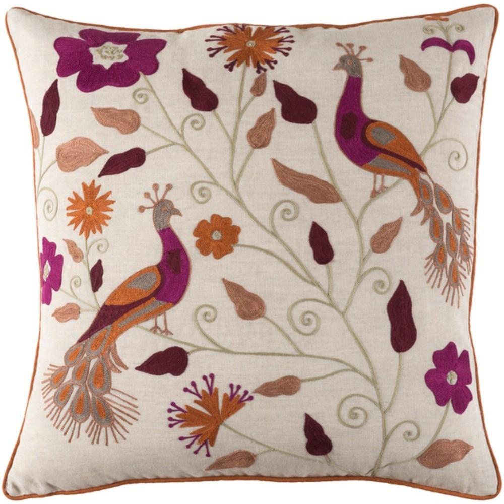 Mayura Pillow by Surya at Suburban Furniture