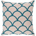 Surya Meadow Pillow - Item Number: COM007-1818