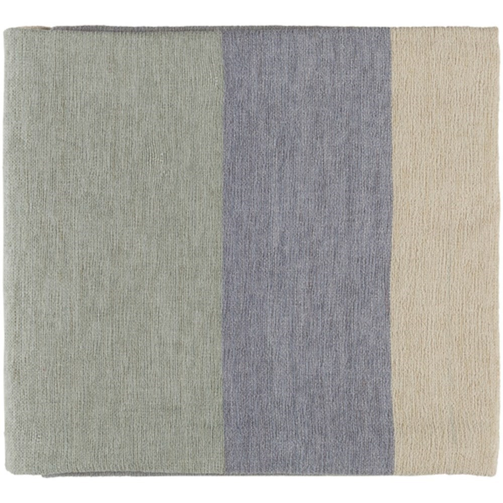 Surya Meadowlark Throw Blanket - Item Number: MDW1002-5070