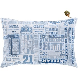 Surya Mind Games Pillow
