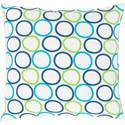 Surya Miranda Pillow - Item Number: MRA002-2020P