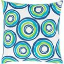 Surya Miranda Pillow - Item Number: MRA005-2222D