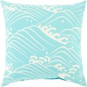 Surya Mizu Pillow - Item Number: MZ001-1818