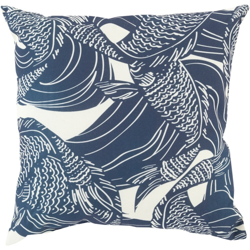 Surya Mizu Pillow - Item Number: MZ004-1818