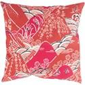 Surya Mizu Pillow - Item Number: MZ006-1818